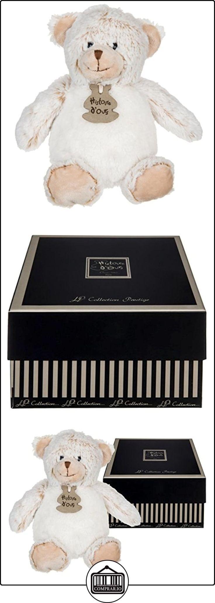 Histoire d'Ours - Peluches et Doudous - Peluche Ours / Ourson boule 24 cm MM - Doudou Beige chiné blanc - Collection : Z'Animoos - En boite / Coffret Cadeau  ✿ Regalos para recién nacidos - Bebes ✿ ▬► Ver oferta: http://comprar.io/goto/B00Y6XPV5G