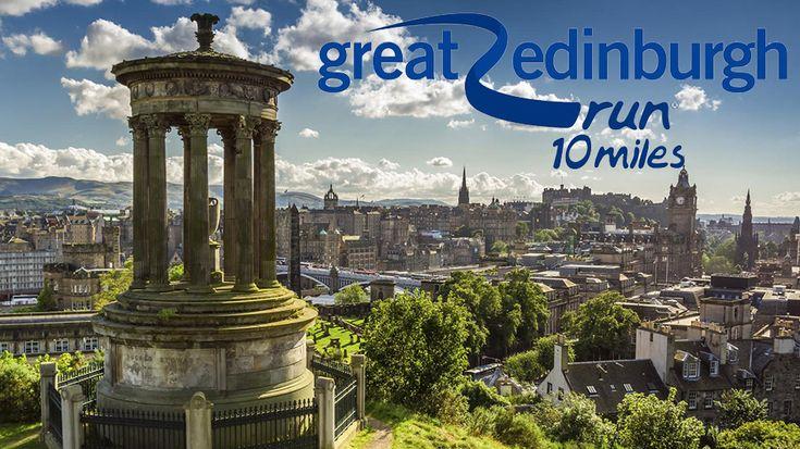 The Great Edinburgh Run 2016