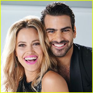 Nyle Di Marco Shirtless | ... Stars, Nyle DiMarco, Peta Murgatroyd, Shirtless Pictures | Just Jared