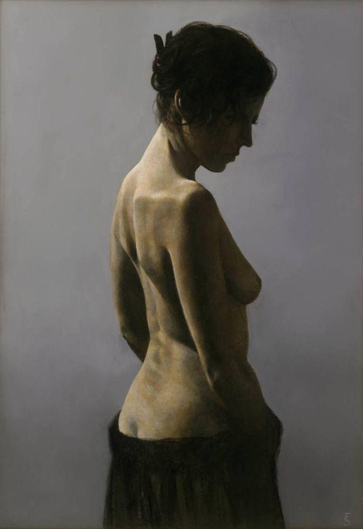 "Saatchi Art Artist Fletcher Sibthorp; Painting, ""Zoe VIII"" #art"