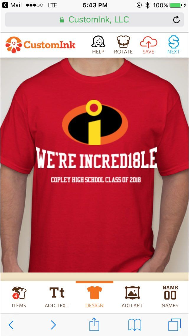 984d183b5626 Image result for incredibles t shirt ideas high school | AVID t ...