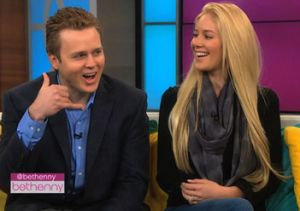 Heidi Montag and Spencer Pratt Claim That MTV's Show The Hills Was Fake. Check Out The Video Right Here: http://realentertainmentnews.com/heidi-montag-and-spencer-pratt-claim-the-hills-was-fake/