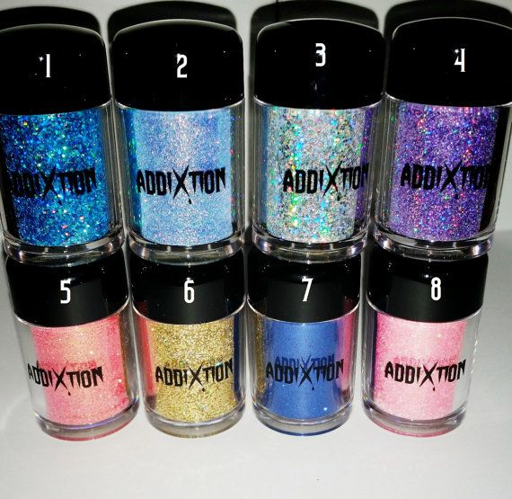 Multi-purpose Glitter Holographic Glitter Loose by ADDIXTION $11.40