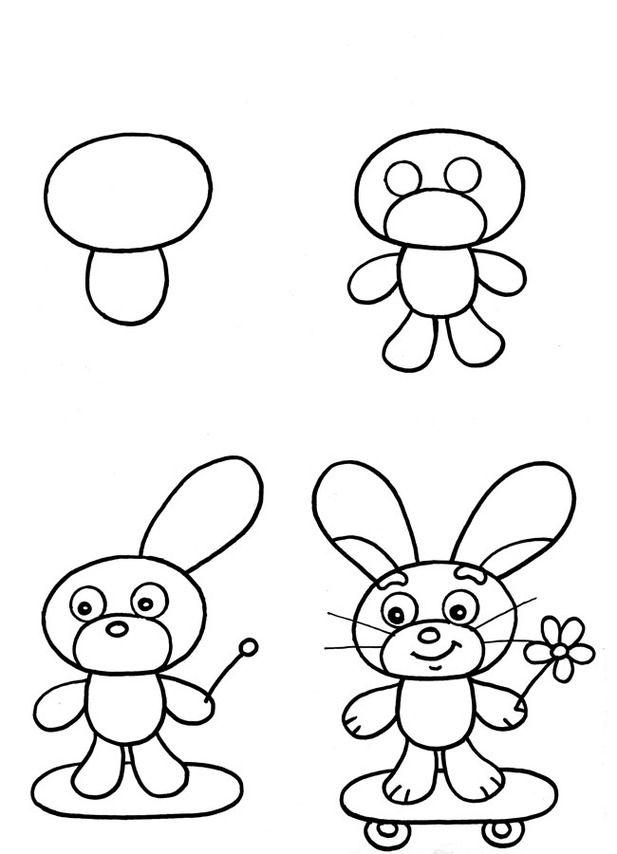 Мая, как нарисовать детям картинку