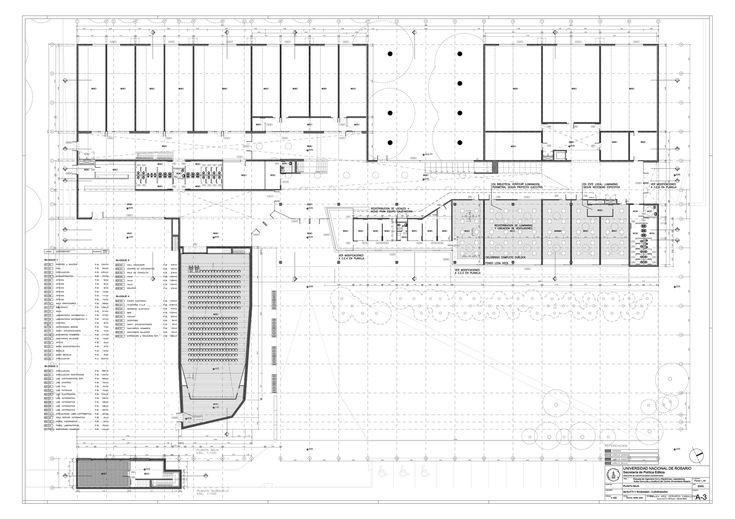 Galería - Escuela de Ingeniería Civil y Auditorio CUR / Gerardo Caballero, Maite…