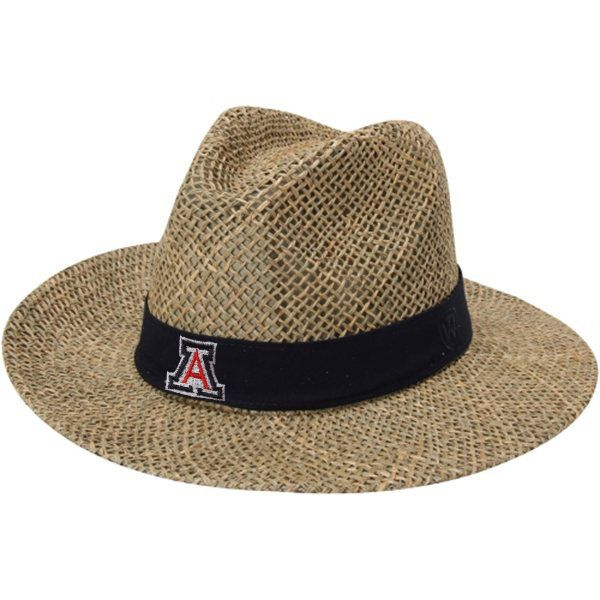 Top of the World Arizona Wildcats Bunker Straw Hat, $35.95