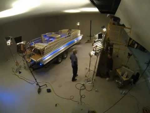 Manitou Pontoon Boats Time Lapse Behind the scenes