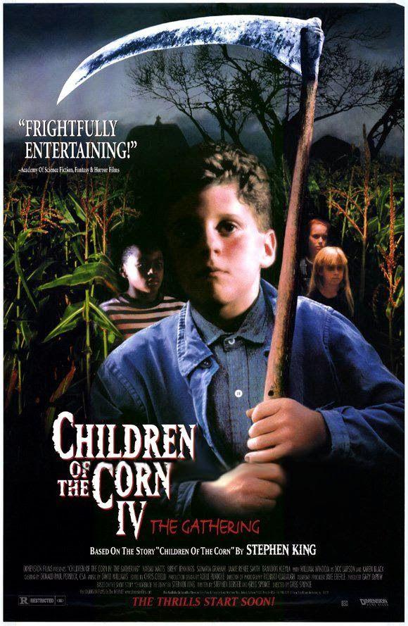 El señor de los bloguiños: Los chicos del maíz 4, la reunión (1996) de Greg S...