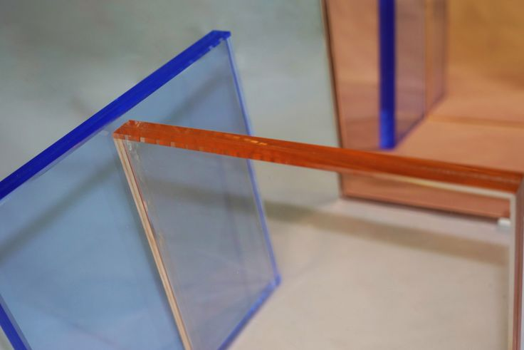 Laminated Tinted Glass and Mirror from Imagic Glass