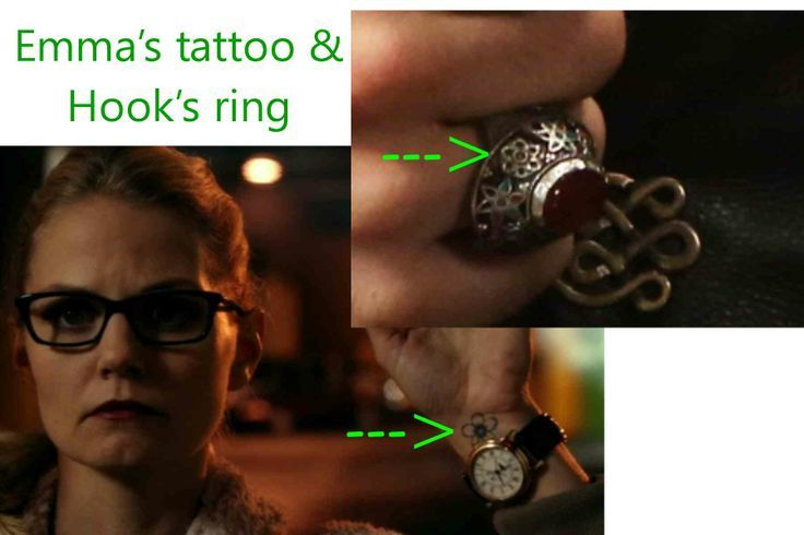hook's ring emma's tattoo - Google Search | Once Upon A ...
