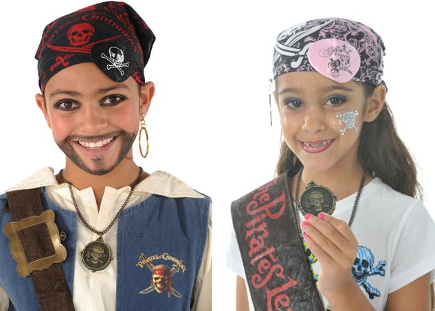 The First Mate and Empress Packages at The Pirates League in Magic Kingdom Park at Walt Disney World Resort