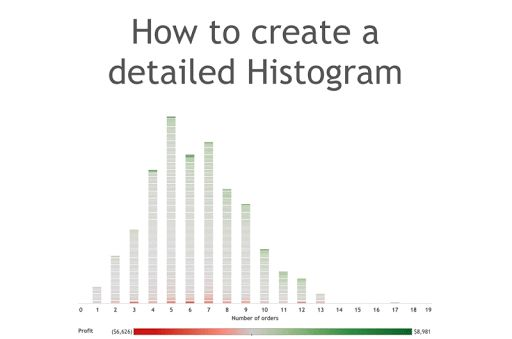 Tableau Tip Tuesday: How to Create a Detailed Histogram