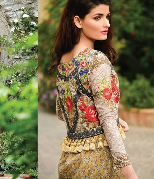 LSM Charlotte Exclusive Eid Collection EC-2A