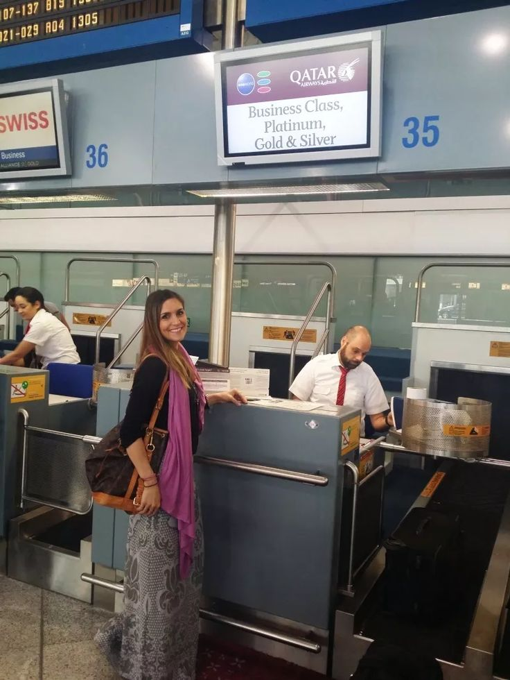 Traveling with Qatar Airways | A Review