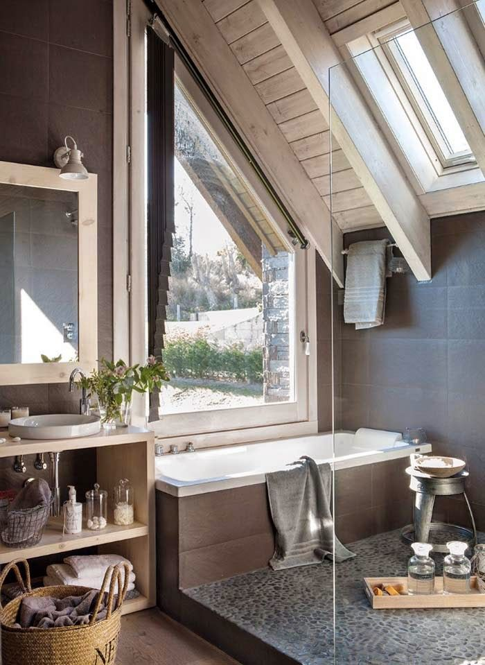 Urban style retreat in Pyrenees, Spain