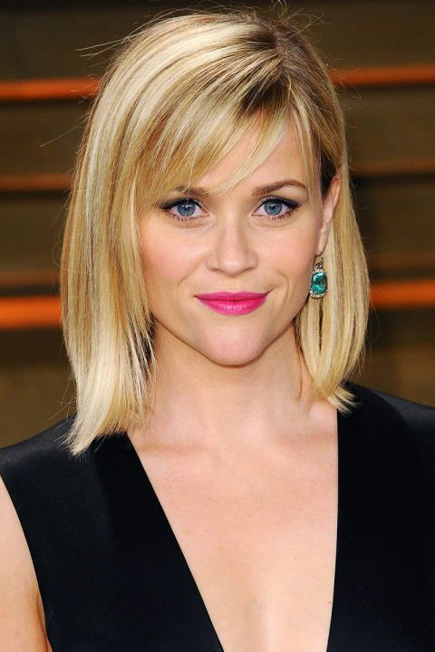 Reese Witherspoon. See the 10 best bobs in Hollywood. (They're perfect spring hair inspiration.)