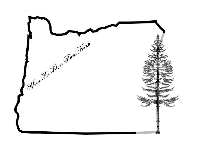 #OREGON Tattoo. I think this is going to be my next one....with MORE detail!!!