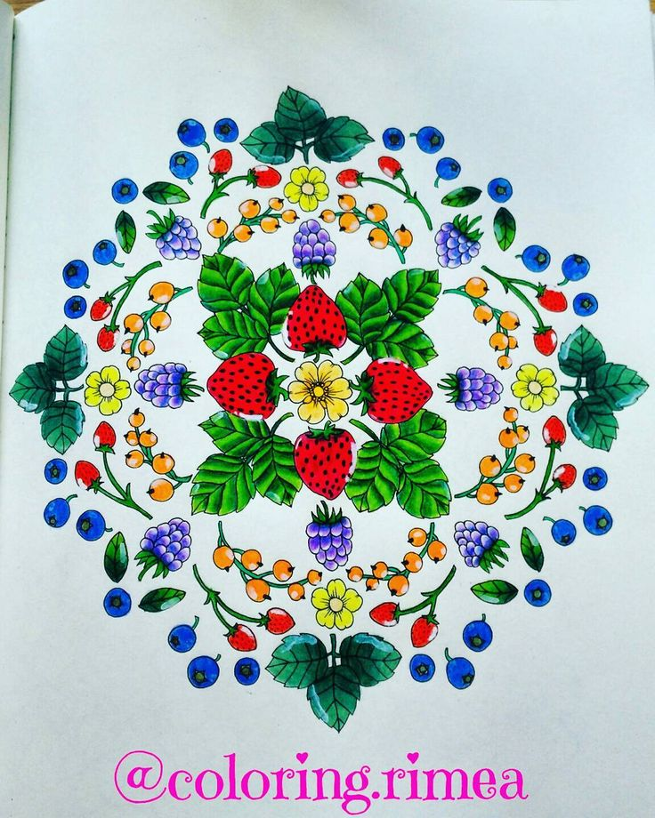 "91 To se mi líbí, 9 komentářů – °Rimea° Czech republik (@coloring.rimea) na Instagramu: ""#blomstermandalamålarbok #blomstermandala #twilightgarden #mariatrolle #mandala #pencil #art…"""