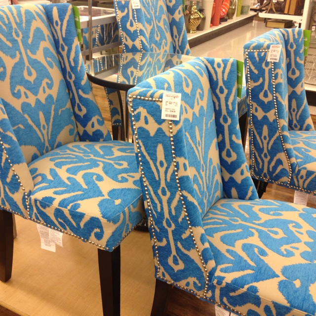 Love these chairs @homegoods!: Design Organizations, Design Essentials, Fab Furniture, Design Ll, Apartment Ideas, Awesome Chairs, Chairs Homegood, Apartment Awesome, Future Home Apartment