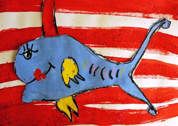 1000 images about during read me week on pinterest for Dr suess fish