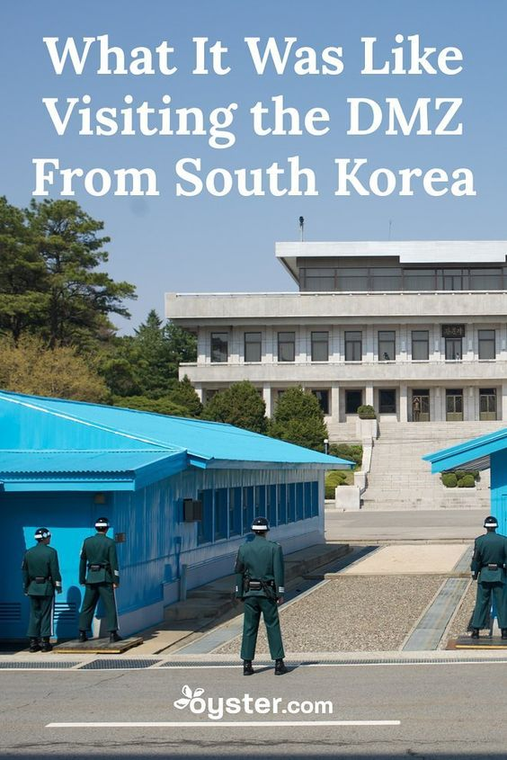 In 2013, while visiting the Korean Demilitarized Zone (DMZ), I had one of the most surreal tourism experiences of my life. But it wasn't for the reason I expected. If you don't remember, 2013 was also the year that a jointly run North and South Korean factory was temporarily shut down (and the resolution talks were held by representatives in the DMZ). There was a general feeling of unease, and I wondered if my scheduled tour would be canceled due to recent events.