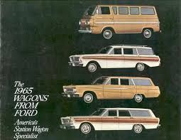 1966 ford country squire station wagon - Google Search