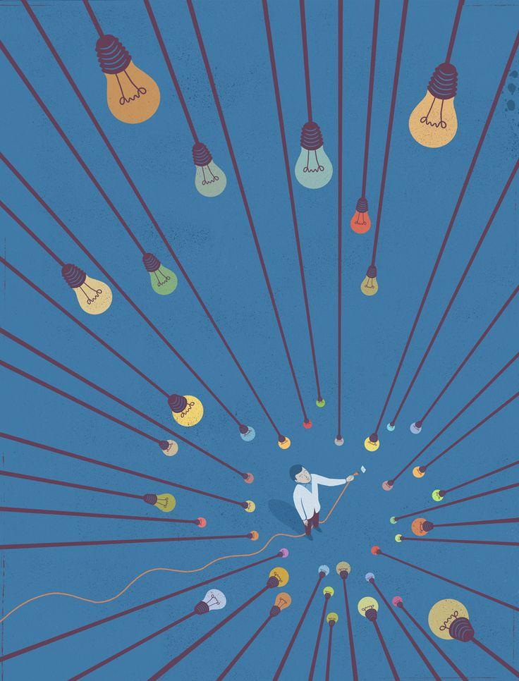 Making Ideas Happen – Strategy+Business   Francesco Bongiorni