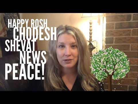 Prophetic News Peace: Jim Acosta, Apple Jobs, Rosh Chodesh Shevat! - YouTube