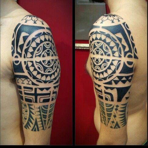 Tribal tattoo Koi tatto  Fb; Jona tattoo art Instagram @jonatattoo  Perisce @jona tattoo ar