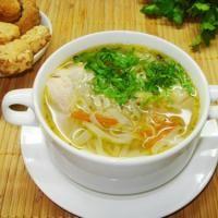 Куриный суп – рецепт для здоровья, фигуры и красоты