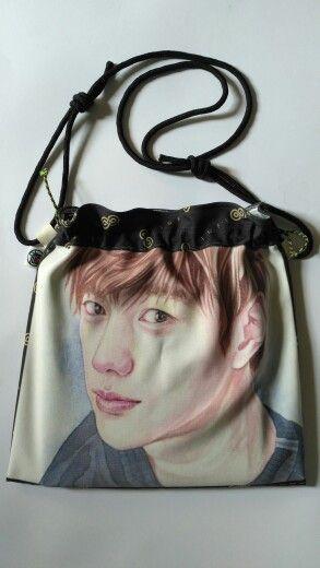SLing Bag INFINITE Myungsoo..