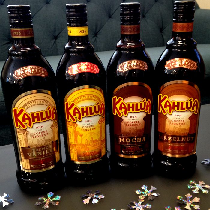 Kahlua Liqueur Substitute