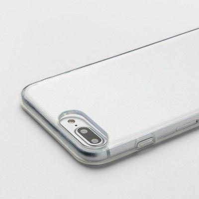 quality design dc129 4e0f2 heyday Apple iPhone 8 Plus/7 Plus/6s Plus/6 Plus Case - Clear ...