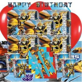 Transformers VIP Party Pack