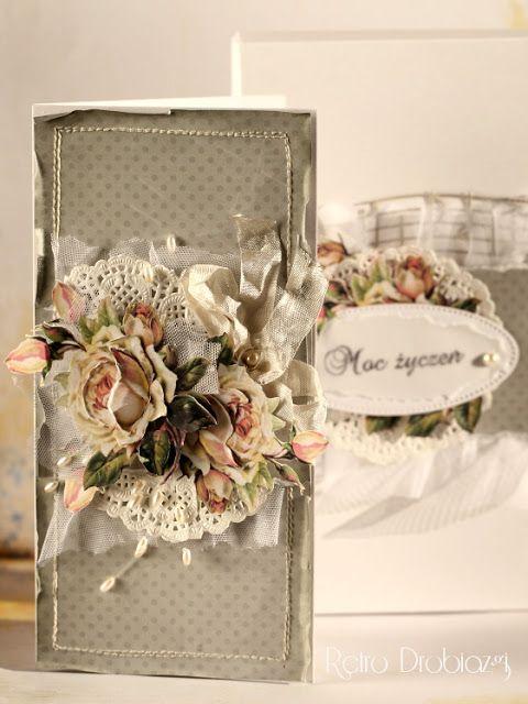 romantic rose card