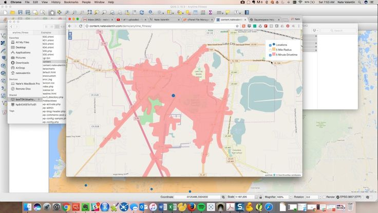 How to Publish QGIS Map Online