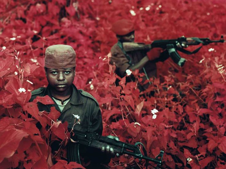 Richard Mosse | The Enclave