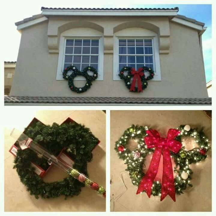 Best 7 CRAFT images on Pinterest Christmas deco, Christmas decor - disney christmas yard decorations
