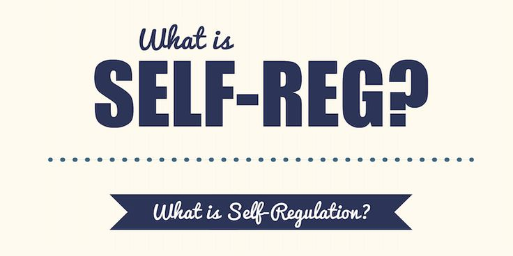 Infographic: What Is Self-Reg? - Self-Reg with Dr. Stuart Shanker