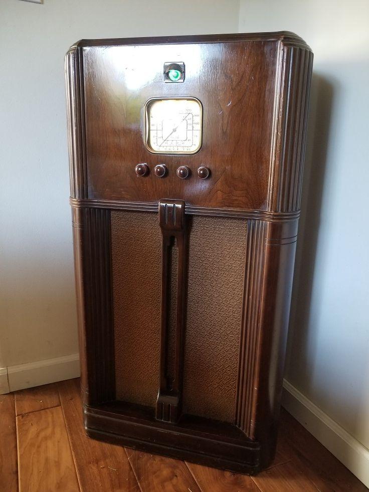 62 Best Old Radios Images On Pinterest Antique Radio