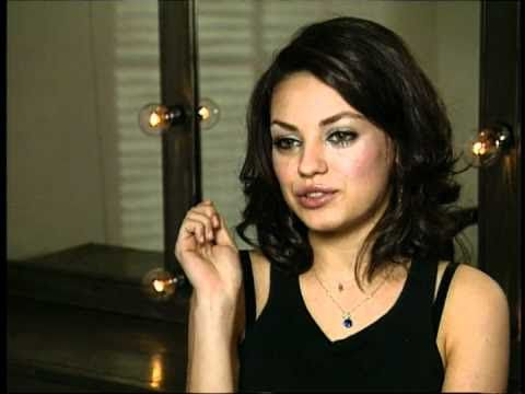 Mila Kunis in an ( undated ) interview on YouTube ( shared to groups 3/31/17 )