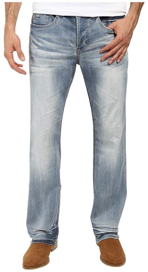 4a82561a Buffalo David Bitton King Slim Boot Cut Jeans in Heavy Sandblasted Men's  Jeans. (Shopstyle Affiliate)