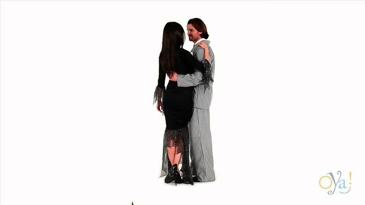 "Adams Family ""Gomez"" Men's Halloween Costume Video - Oya Costumes"