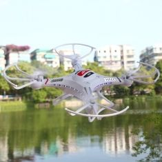 JJRC H8C DFD F183 2.4G 4CH 6 Axis RC Quadcopter With 2MP Camera RTF
