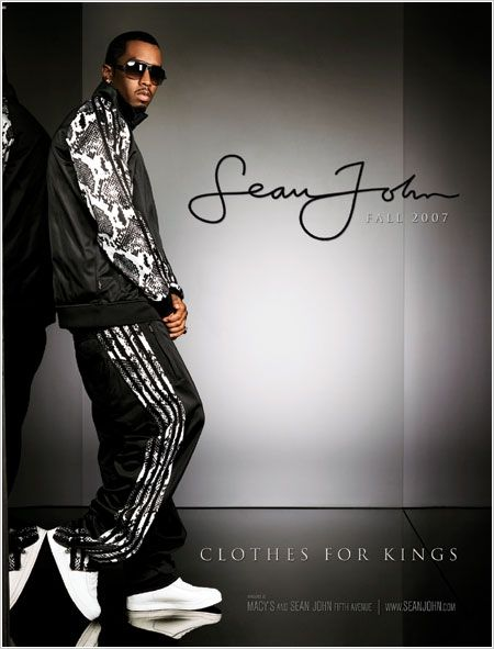Men's Sean John Clothing Sean John Clothing and