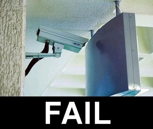 Fail Pictures: Security Camera Fail…