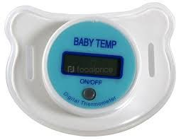 ¿Cuál es el mejor tipo de termómetro para un recién nacido?