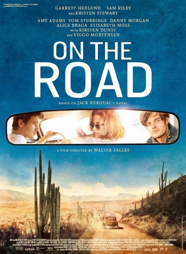 On the Road with Kirsten Dunst, Garret Hedlund et Sam Riley