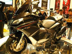 The Best New Motorcycles Live From Milan - Popular Mechanics