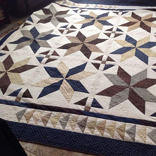 Have you thought about leaving your bed tidy with a Patchwork quilt in the standard five star hotel? If you have already wanted this, know ...